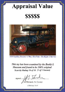 rare sturditoy huckster, sturditoy armored truck wanted, buying sturditoy trucks, sturditoy dump truck, sturdtioy gondola, sturdtioy trucks for sale, buying sturditoy trucks, antique sturditoy truck, free toy appraisals, buddy l trucks, vintage space toys
