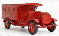 1926 Sturditoy Armored Truck, Buddy L Museum offering free Sturdtioy Trucks appraisals.