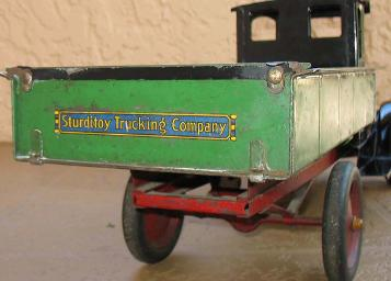 antique sturditoy truck prices and values vintage sturditoy appraisals buddy l prices buddy l values sturditoy trucks